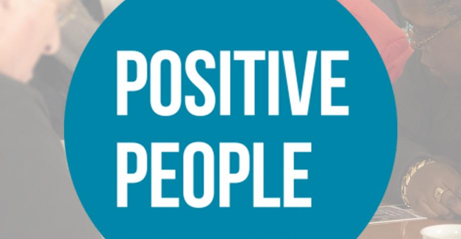 Positive People project logo