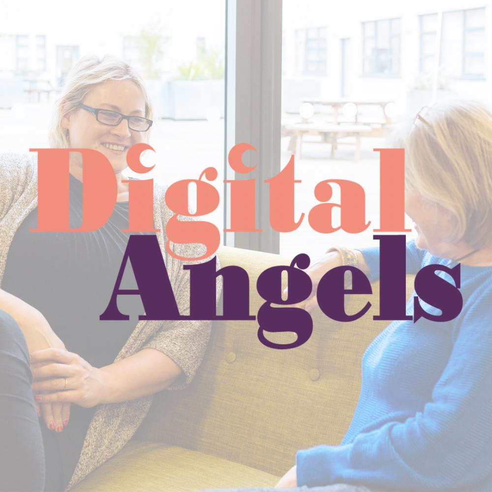 Digital Angels project logo