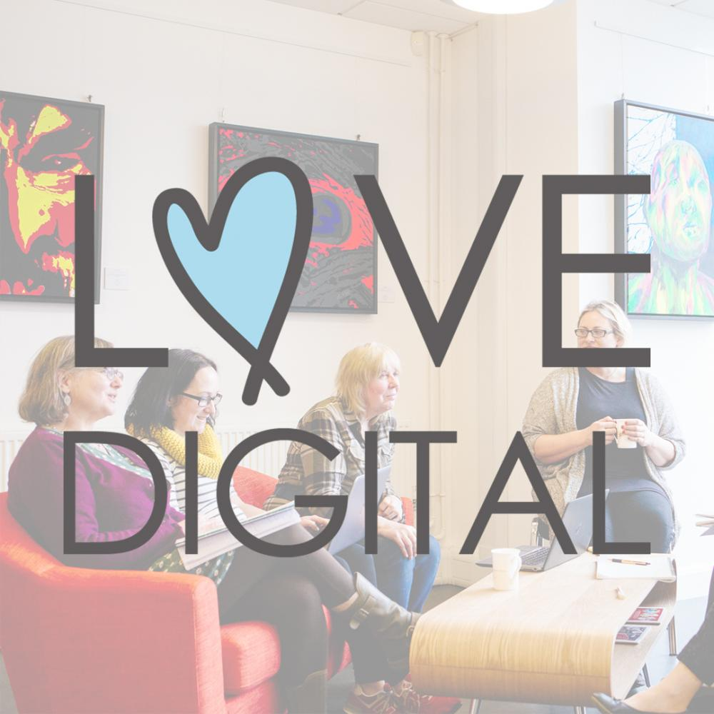 Love Digital project logo