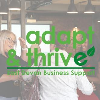 Adapt and Thrive logo